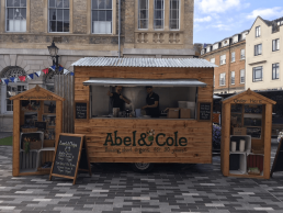 Abel n Cole Trailer