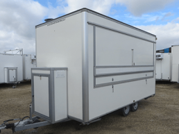 Unbranded Catering Trailers