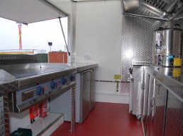 12ft Catering Trailer