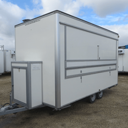 14ft Catering Trailer