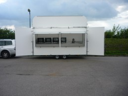 16ft Catering Trailer