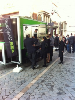 Asda Catering Trailer
