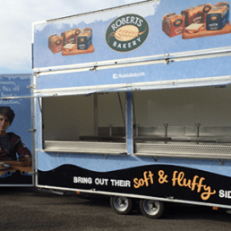 Catering Trailers Bakery