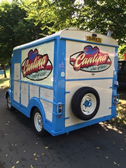 Citroen Van Custom Conversion