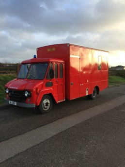 Converted Fire Truck
