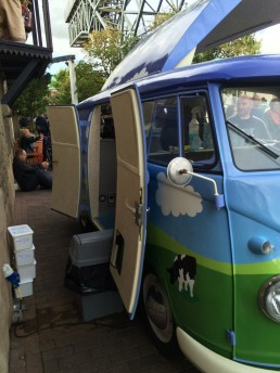 Converted VW Van