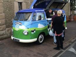 Converted VW Van