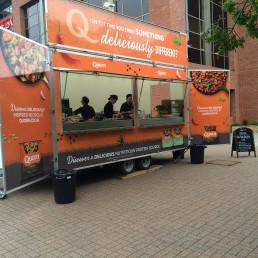 Quorn Catering Trailer