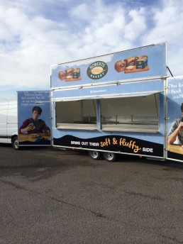 Roberts Bakery Catering Trailer