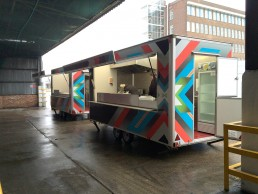X Factor Catering Trailers